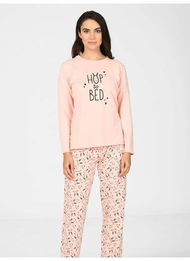 Nbb Pijama Takım Siyah